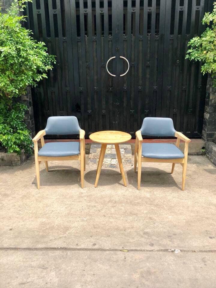 Ghế Danish hay còn gọi là ghế Đan Mạch