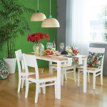 Bộ bàn ăn 4 ghế giá rẻ chỉ từ 2.550.000 tr