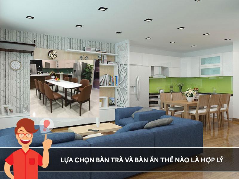 Cùng Badova lựa chọn bàn cho nhà bạn