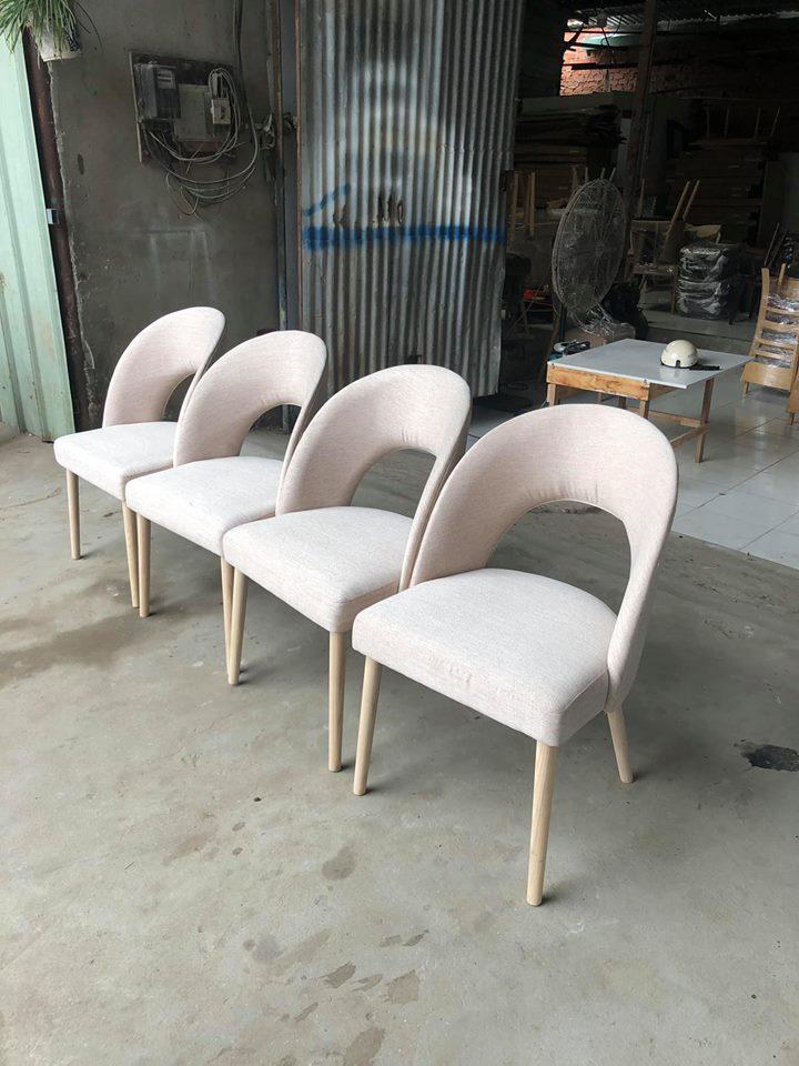 ghế ăn cafeCollin Dinning Chair