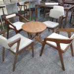 100 mẫu Bàn Ghế Cafe Thiết kế mới Badova