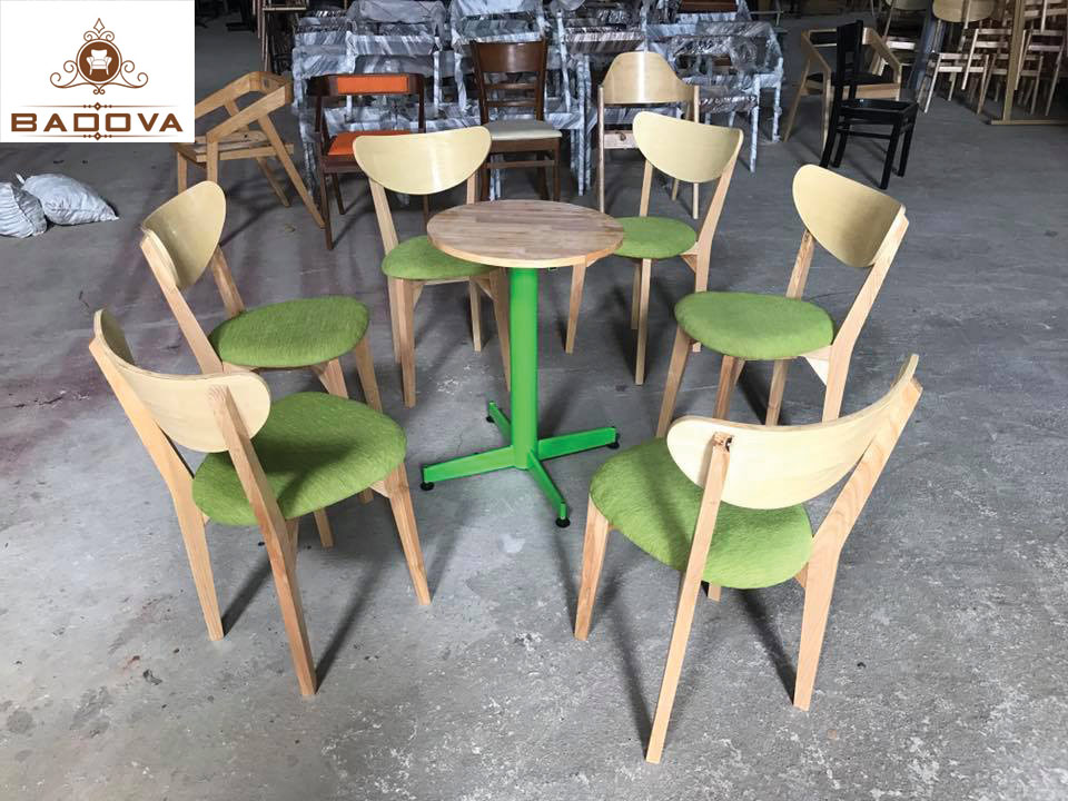 Lịch sử phát triển ghế quán cafe
