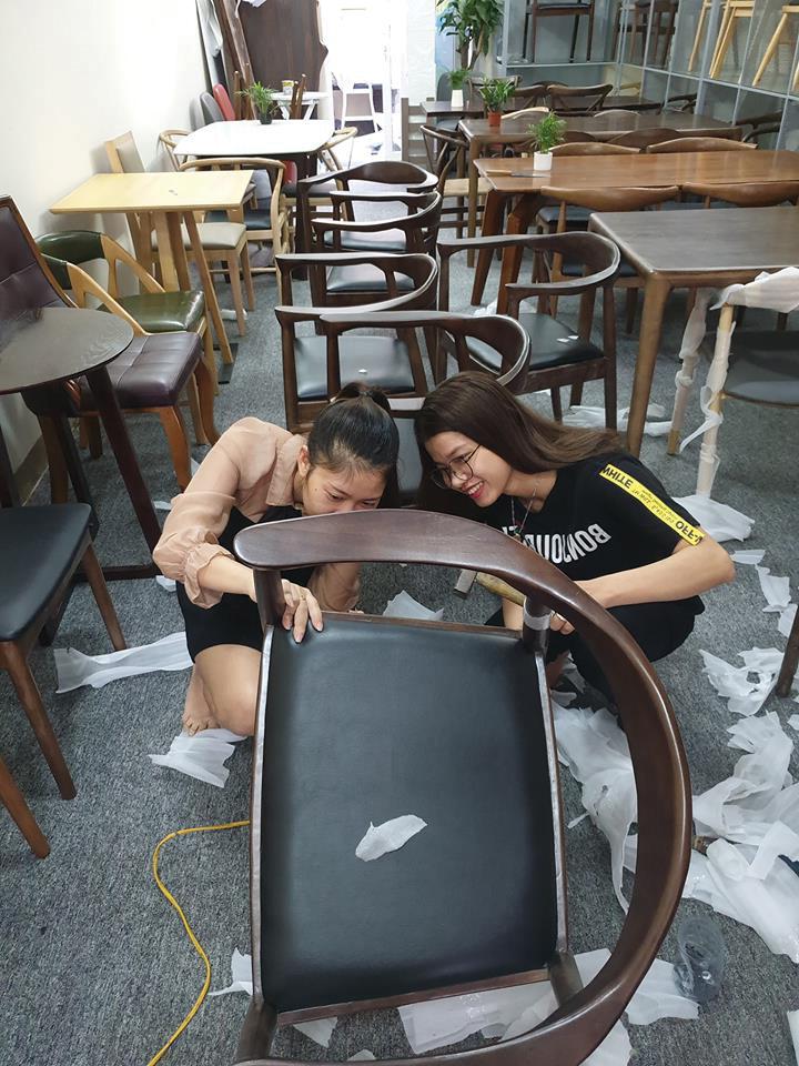 Cấu tạo chất liệu màu sắc của ghế