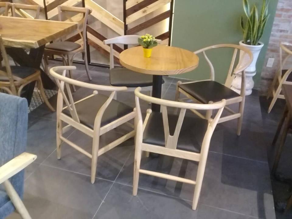ứng dụng làm bàn ghế cafe