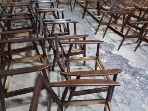 ghế sắt là gì