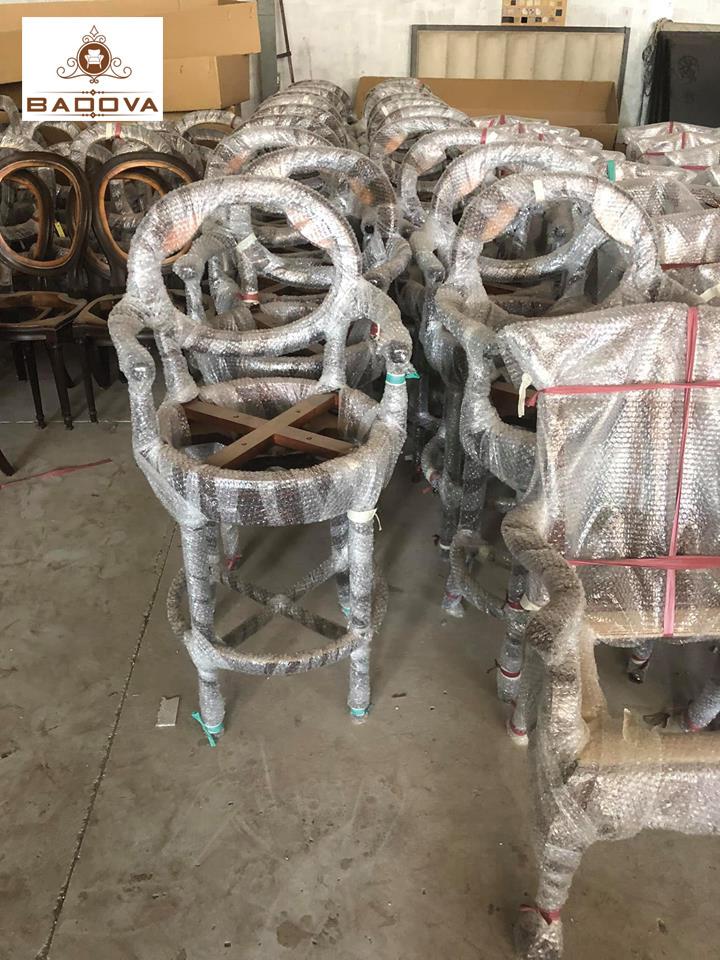 Xưởng sản xuất bàn ghế ăn Badova
