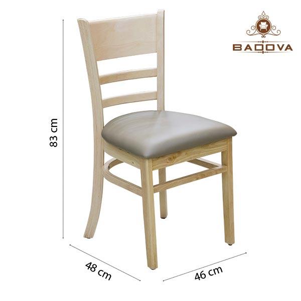 Chiều cao của ghế ăn