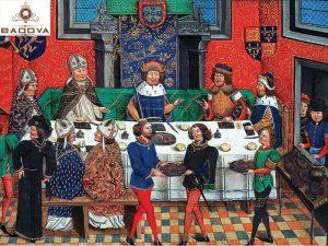 Lịch sử ra đời bàn ăn