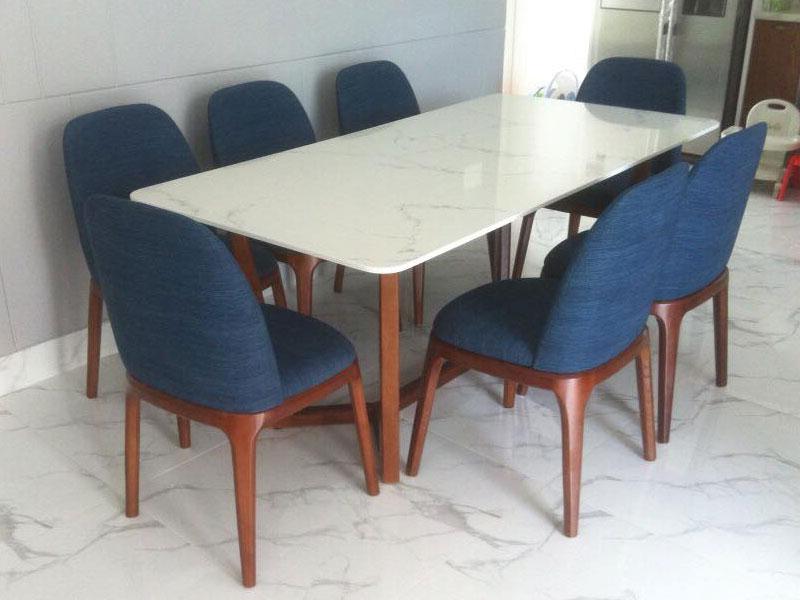 Bộ bàn concorde 6 ghế grace giá rẻ tại Cầu Giấy