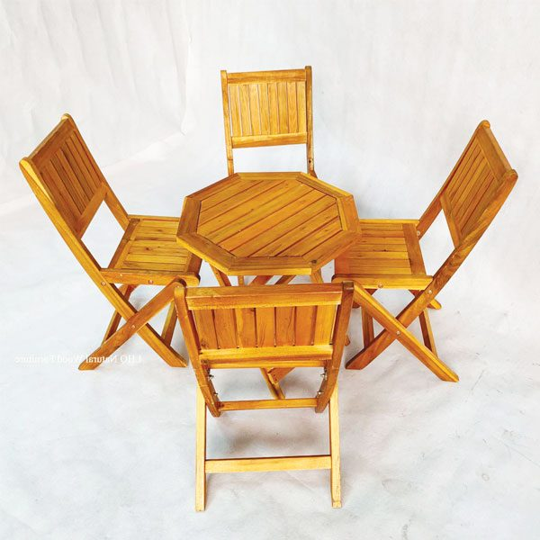 Ghế Cafe Gấp Gọn Mini BADOVA
