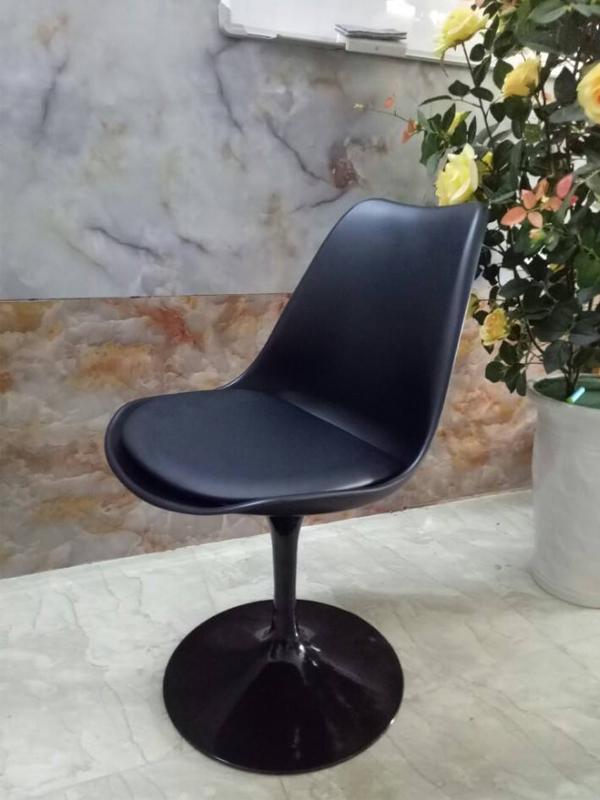 Ghế Tulip Thiết Kế Ghế màu đen