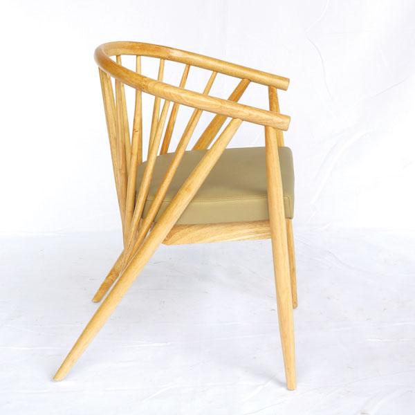 hình ảnh nhìn ngang của ghế Genny