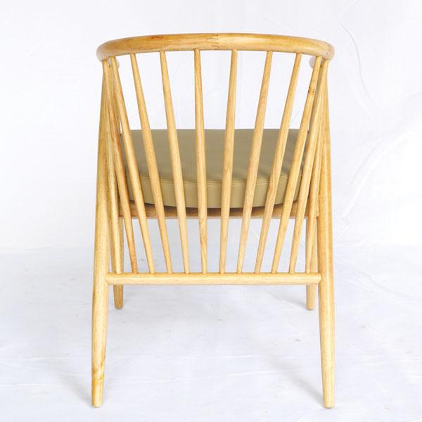 Mặt sau của ghế 12 nan