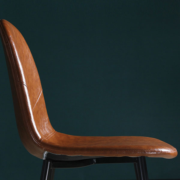 thiết kế chất liệu đường may của ghế