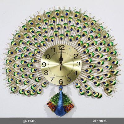 Đồng hồ con công-B-174B
