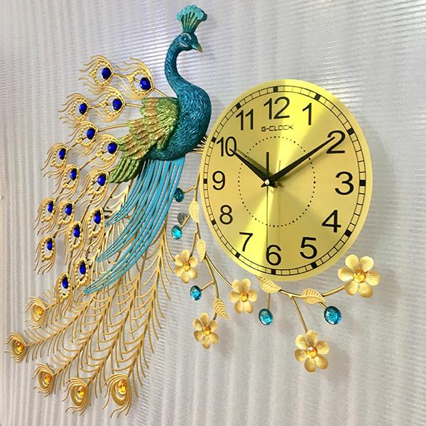 Đồng hồ trang trí D-25301