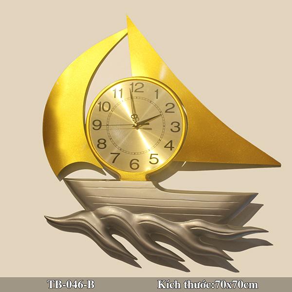 Đồng hồ thuận buồm xuôi gió TB-046B