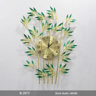 Đồng hồ trang trí B-2073