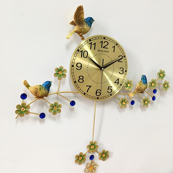 Đồng hồ treo tường D-23309