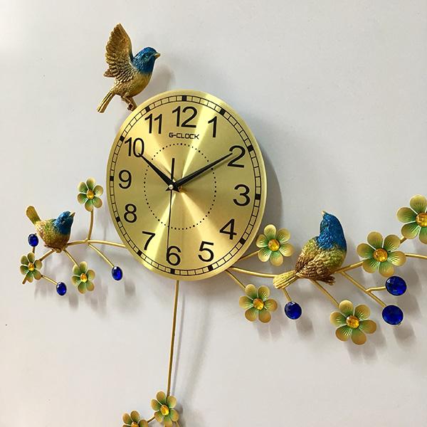 Đồng hồ trang trí D-23309