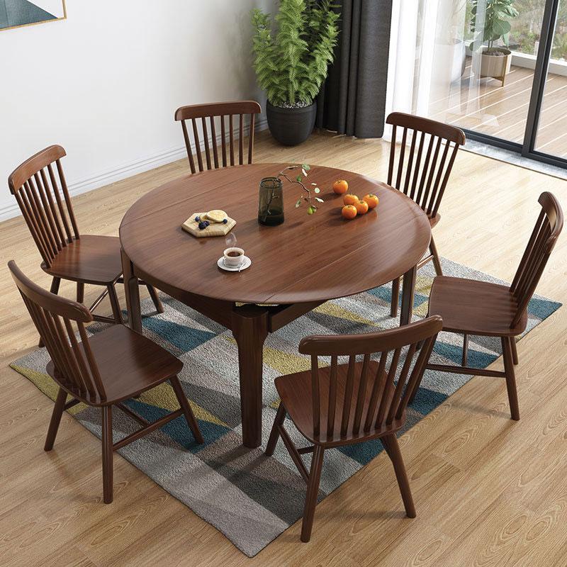 Kích thước bàn ăn tròn đẹp giá rẻ