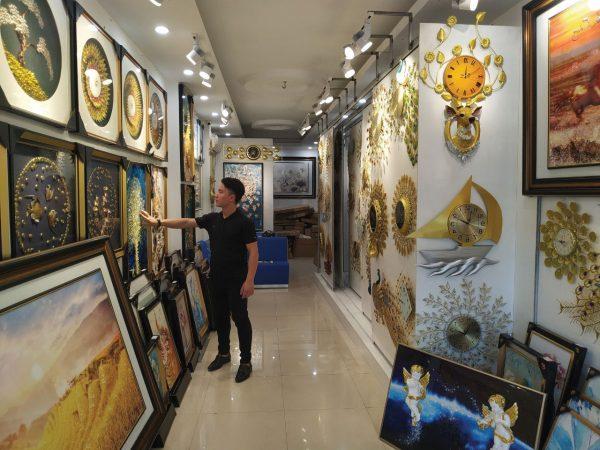 Địa chỉ Trung tâm bảo hành của Đồng Hồ Trang Trí