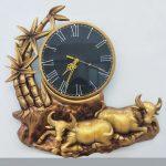 mẫu đồng hồ con trâu đen
